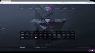 Metizer.com - отзыв на облачный майнинг. Конкурс и скидки.