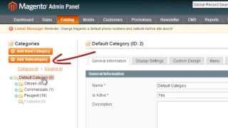 Magento how to add Products (Simple & Configurable), Categories & Attributes thumbnail
