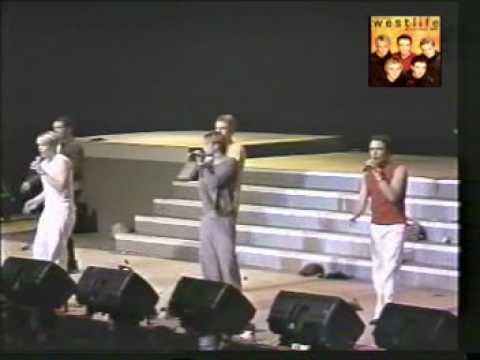 Westlife - Live in Jakarta 09 - No No [2000]