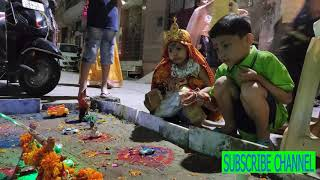 Janmashtami Celebration 24th Aug 2019 !  Kids enjoying Janmashtami