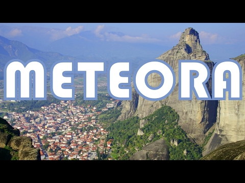 Visit Meteora Guide - Travel Greece