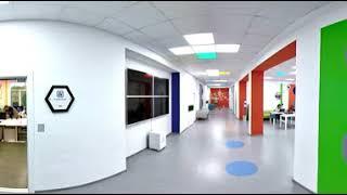"""Video 360 Детский технопарк """"Кванториум"""" (1). Тюмень"""