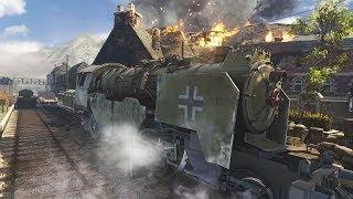 Call of Duty WW2 Resistance - War - Operation Intercept (Multiplayer Saint Lo Gameplay)