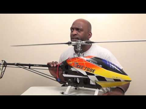 Expensive Rc Helicopter CRASH!!!