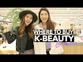 Where to Find Popular K-Beauty Brands in Seoul