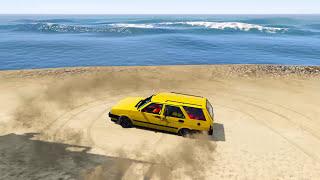 Efsane Arabalar ile Sahile Gidiyor