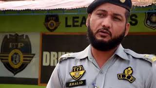 ISLAMABAD TRAFFIC POLICE DRIVING TEST