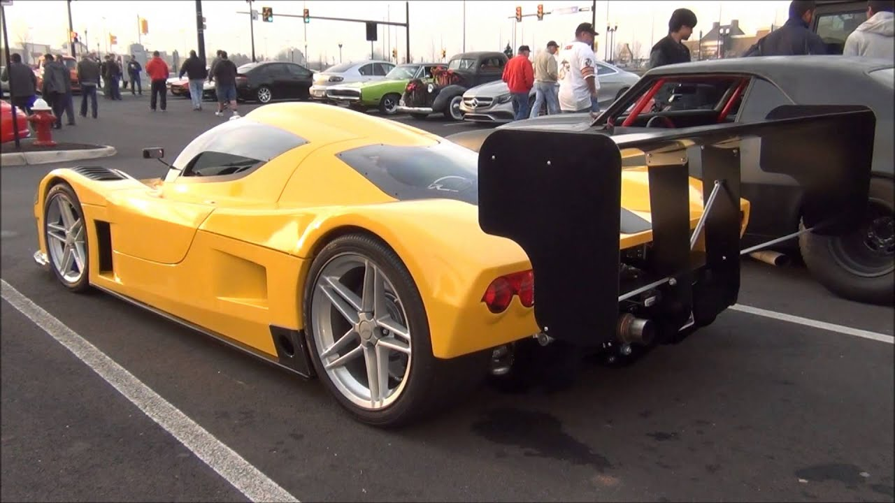 VERY RARE !!! SLC SuperLite Coupe // Details And Drive !!! - YouTube