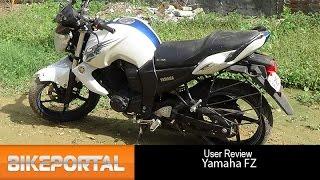 yamaha fz user review great handling bikeportal