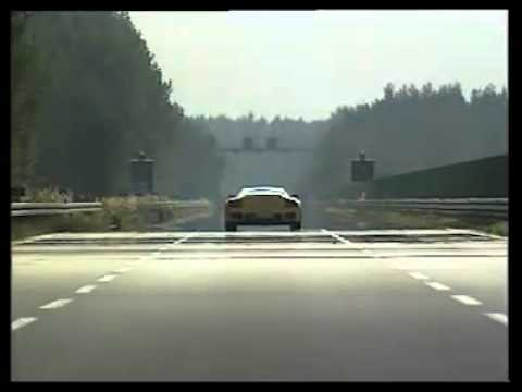 1997 Volkswagen W12 Syncro By Italdesign Youtube