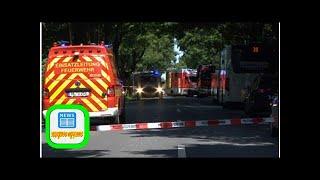 Messerstecher verletzt Fahrgäste im Bus