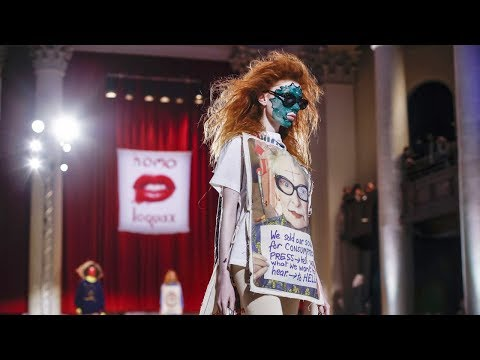 Vivienne Westwood | Fall Winter 2019/2020 Full Fashion Show | Exclusive