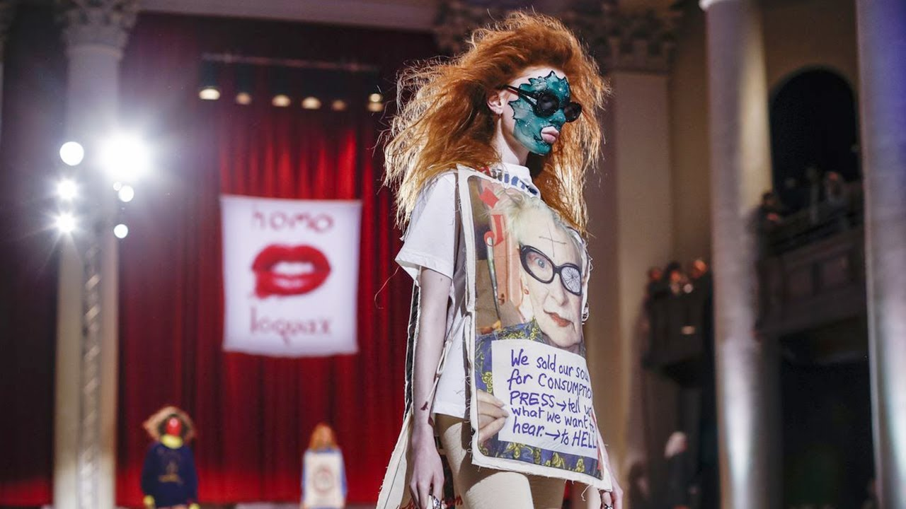 Vivienne Westwood | Fall Winter 2019/2020 Full Fashion Show | Exclusive 3