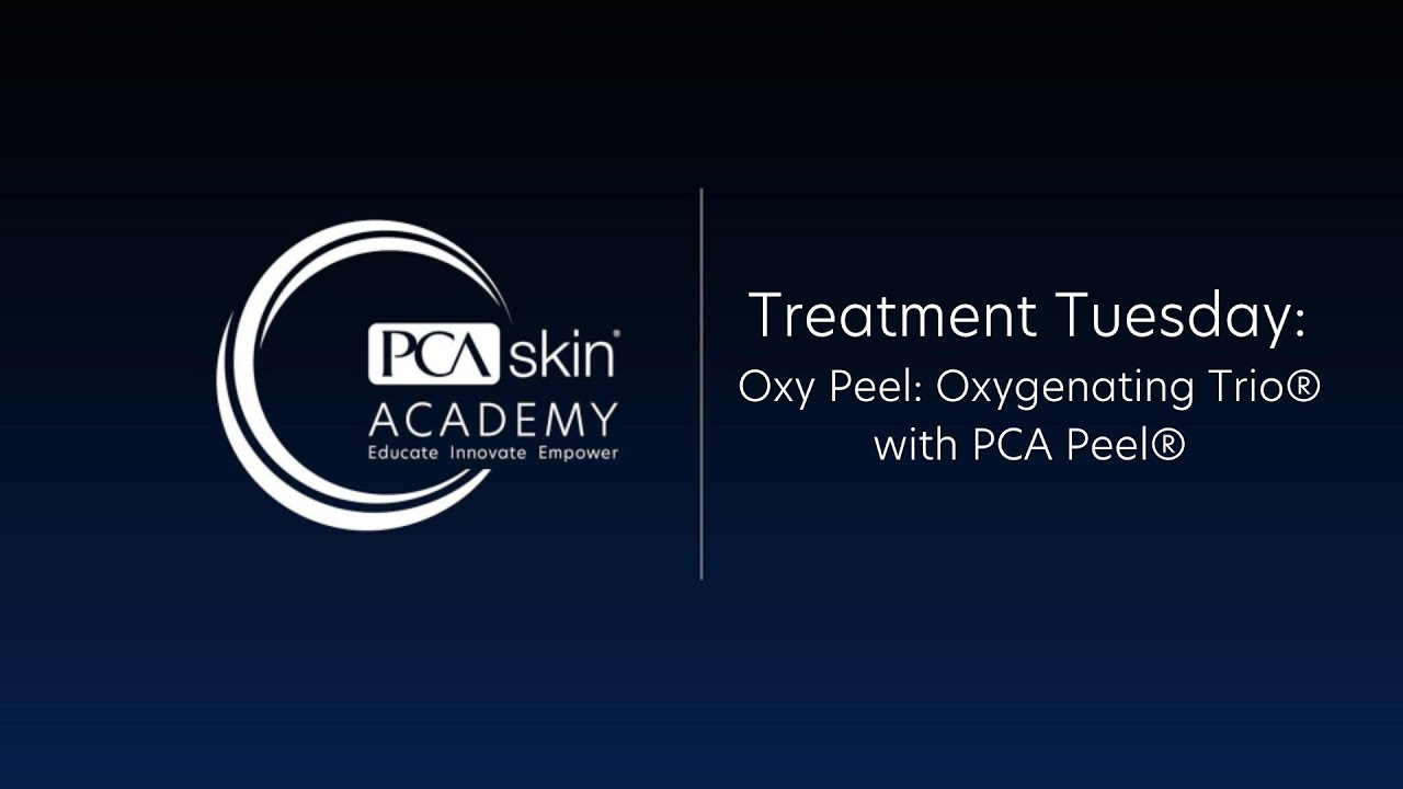 Click to open this video in a pop-up modal: Treatment Tuesday: Oxy Peel