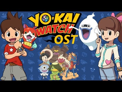 OST Yo-Kai Watch (Complet)