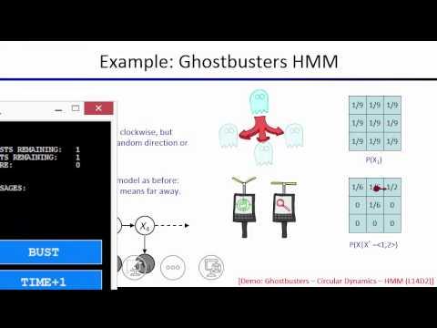 Lecture 18 Hidden Markov Models