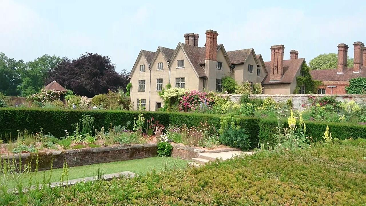 2017.06.20 Packwood House & Gardens, National Trust, UK - 01 - YouTube