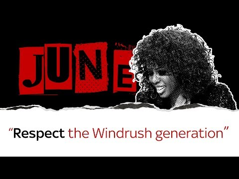 June Sarpong: Windrush controversy