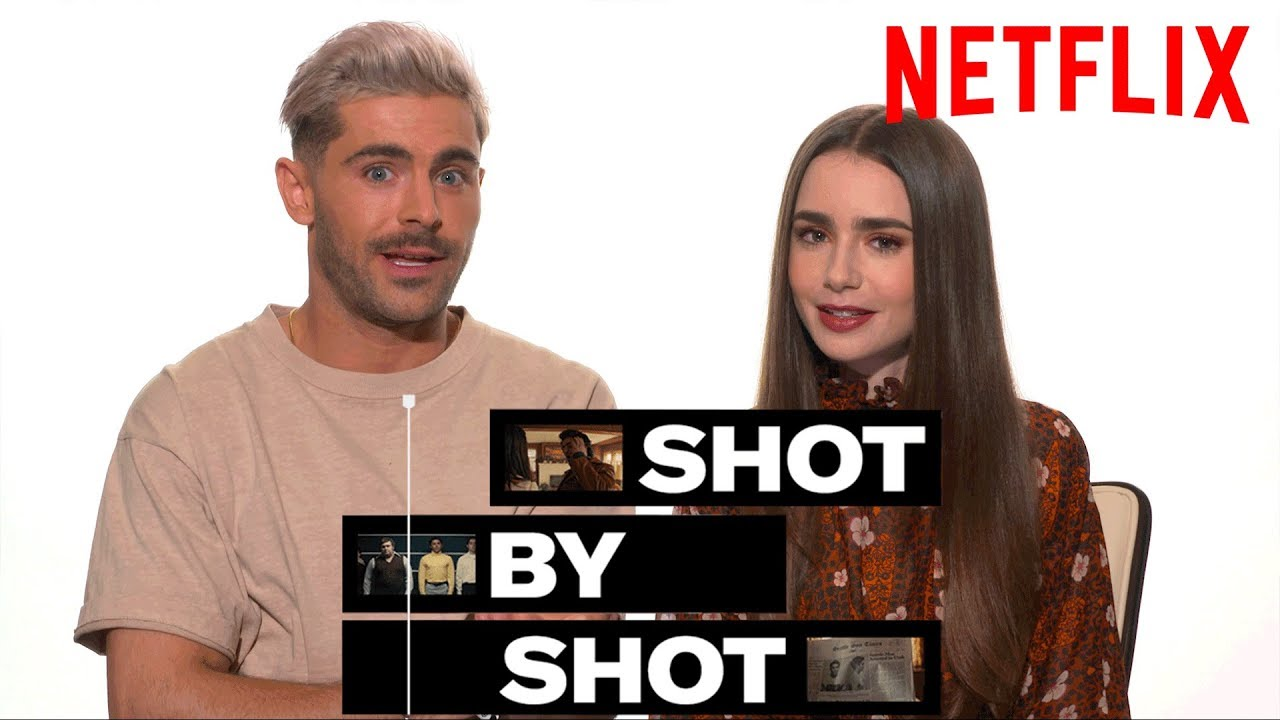 Zac Efron & Lily Collins Break Down a Scene from Ted Bundy Movie |  Extremely Wicked | Netflix