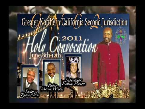 Greater Northern California Second Jurisdiction Holy Convocation 2011