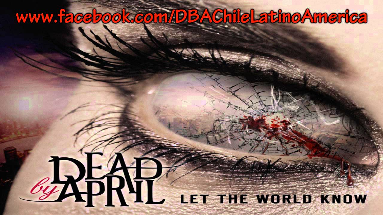 Dead by April - Peace of Mind [NEW 2014][With Lyrics][Subtitulado Español][HD]
