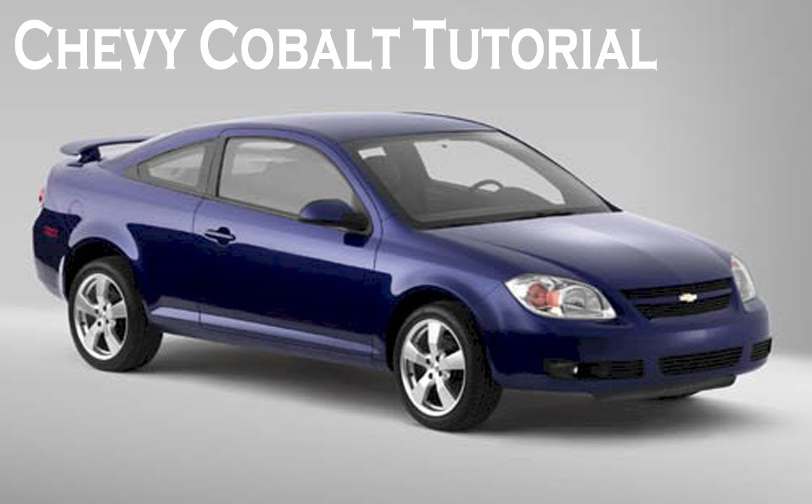 chevy cobalt dashboard removal tutorial [ 1159 x 720 Pixel ]