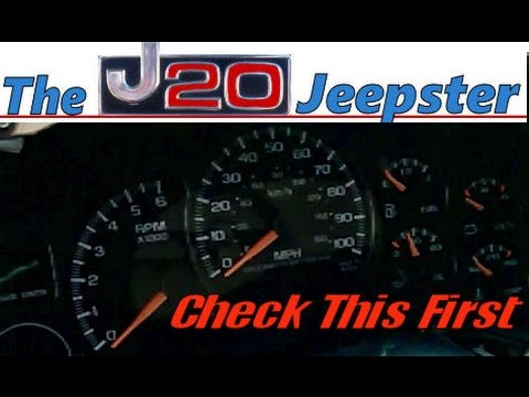 Instrument Panel Dead? Check This First!! 0006 Silverado