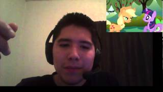My little pony friendship is magic season 1 episode 1 reaction