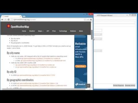 Application Integration - REST Web Service - Working with JSON - UiPath Studio