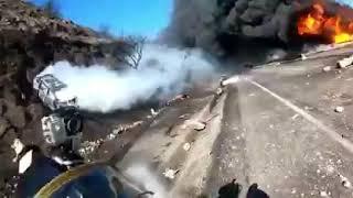 SEGUNDA EXPLOSIÓN de la pipa de gas en Nayarit
