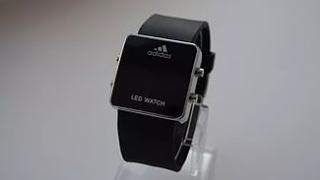 ОБЗОР #3 Adidas часы с AliExpres
