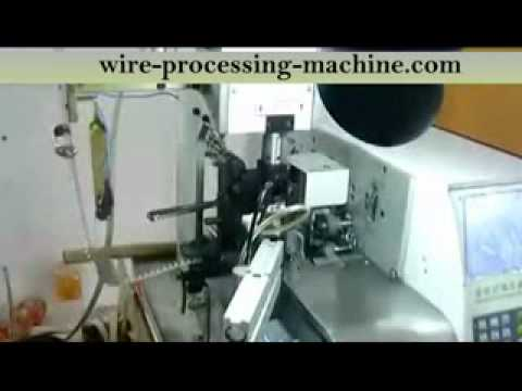 WPM 151 Automatic Terminal Crimping Machine Http://www.wire-stripping-machine.com