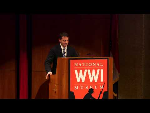 Observation, Donation, Action:  Americans Respond to War 1914-1915, Dr. Christopher Capozzola