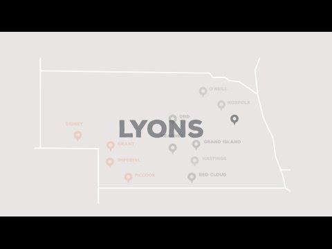 Experience Nebraska: Lyons