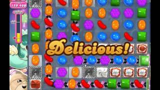 Candy Crush Saga - Level 1407 (3 star, No boosters)