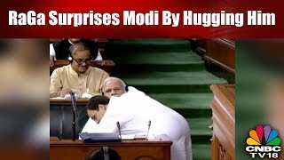 Key Highlights from Rahul Gandhi's Speech in Parliament | RaGa Surprises Modi By Hugging Him