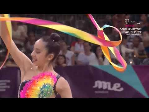 GARCIA Natalie Ribbon Qualification World Challenge Cup Cluj Napoca 2019