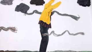 Short Stop Motion, Animated clothes.