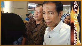 Joko Widodo: 'a Strong Message To Drug Smugglers'   Talk To Al Jazeera