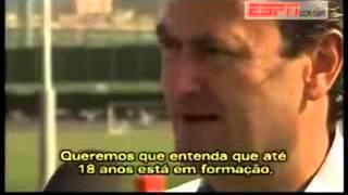 Formação de jogadores no Barcelona (ESPN)
