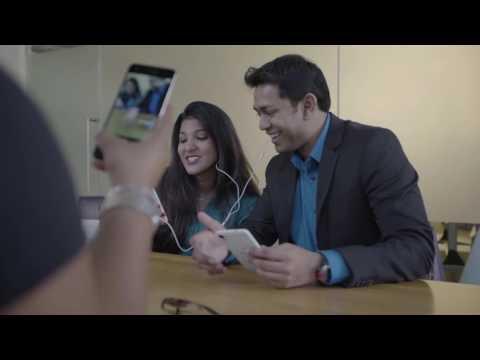 HTC Desire 10 lifestyle: Superior Audio