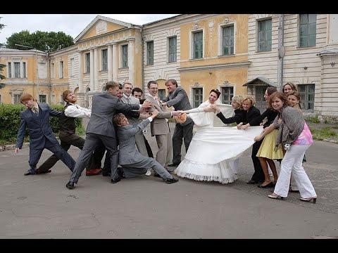 Лучшие приколы на свадьбе