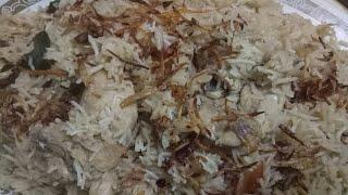 Chicken Yakhni Pulao - چکن یکھنی پلاو