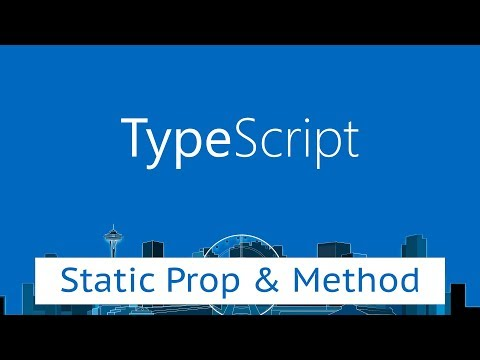19. Tutorial TypeScript : Static Property dan Static Method - Bahasa Indonesia thumbnail
