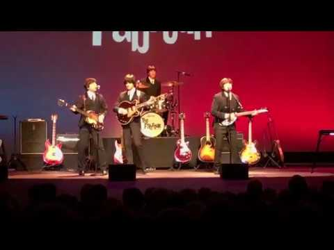 The Fab Four - Live at Bergen P.A.C, Englewood, NJ 31.03.2018 HD Quality