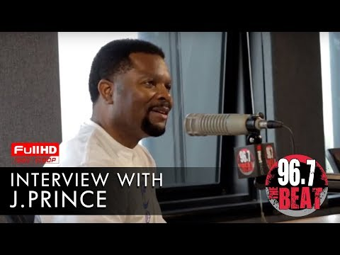 E.T. Cali  - J. Prince on Not Being a Drake Fan at First & His New Book