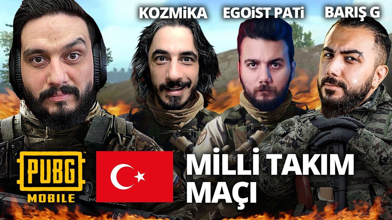 TÜRKİYE VS BALKAN ÜLKELERİ !! OLAYLI TURNUVADA EFSANE MAÇ !! - PUBG Mobile