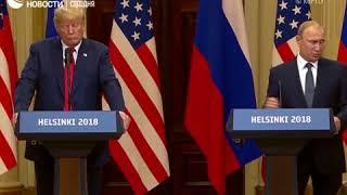 """Путин передал """"мяч по Сирии"""" США"""
