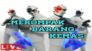 🔴 Fortnite (MALAYSIA)-THE GETAWAY... Piracy of all jewellery