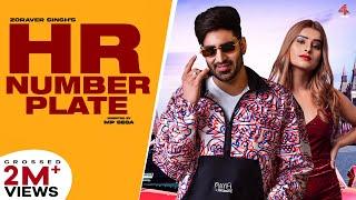 HR Number Plate (Official Video) | Nindaniya Ft Zoraver Singh | New Haryanvi Songs Haryanavi 2021